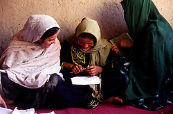 FAIZABAD, 30 July 2005..Vocational Training Centre....The VTC aim is to make women aware of their onwn status as Mother and as Woman, by giving lessons on maternity, reproductive health, family planning and post-natal issues. ....According to United Nations Population Fund, Afghanistan has among the world?s highest rates of maternal mortality, and Badakhshan has the highest rates ever recorded anywhere in the world, with one mother dying in every 15 births. Underage marriage is one of the primary causes of maternal mortality.....The VTC is funded by UNFPA and implemented by IBNSINA.