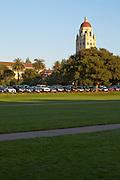 Stanford University Campus in Palo Alto, CA.