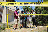 Milpitas High School – Forensic Science Class