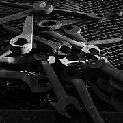 Tools, Dragline Excavator, St Nicholas, PA