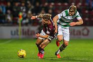 Heart of Midlothian v Celtic 281015