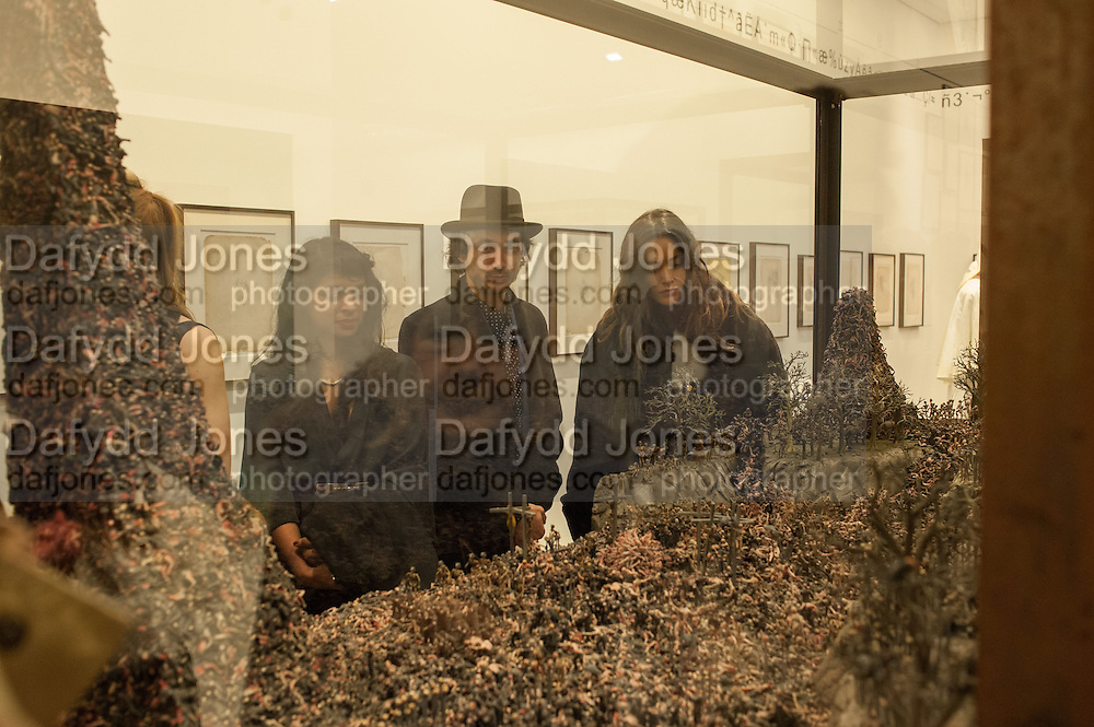 DAN MACMILLAN; LIZZY BOWDEN, Come and See, Jake and Dinos Chapman, Serpentine Sackler Gallery. Serpentine Galleries Special Private View, 29 November 2013