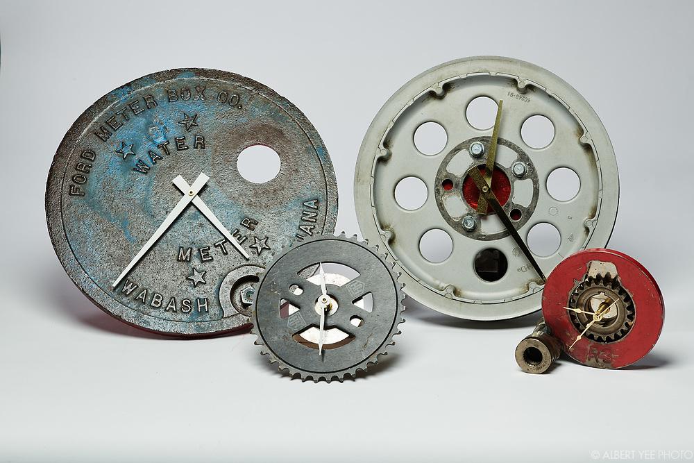 clocks<br /> for NextFab<br /> September 15, 2021