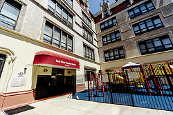 """EXCLUSIVE: The Sperminator strikes again — this time donating his seed to an 18-year-old who lives in an East Harlem shelter. Her daughter, due July 12, will make it number 50 for the serial sperm donor. Ari Nagel, the 43-year-old CUNY math professor who donates his sperm to women across the globe for free, has racked up serious spawn this past year: 15 babies since last Father's Day, bringing the grand total to 48. One woman is due to give birth in early July, followed by Kaienja Garrick, who lives in the East River Family Center, a family shelter with a shared bathroom and kitchen. """"I think it's a nice shelter. It's probably nicer than my apartment,"""" Nagel told The Post, adding that he didn't know how old Garrick was when she reached out to him last August. """"I never asked her age — I try to help whoever asks,"""" he said. """"I think Kai is more mature than I was at her age after everything she has been through."""" **NO NEW YORK DAILY NEWS, NO NEW YORK TIMES, NO NEWSDAY**. 11 Jun 2019 Pictured: Kaienja Garrick. Photo credit: Stefano Giovannini @stefpix2 IG / MEGA TheMegaAgency.com +1 888 505 6342"""