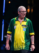 Paul Hogan during the BDO World Professional Championships at the O2 Arena, London, United Kingdom on 9 January 2020.
