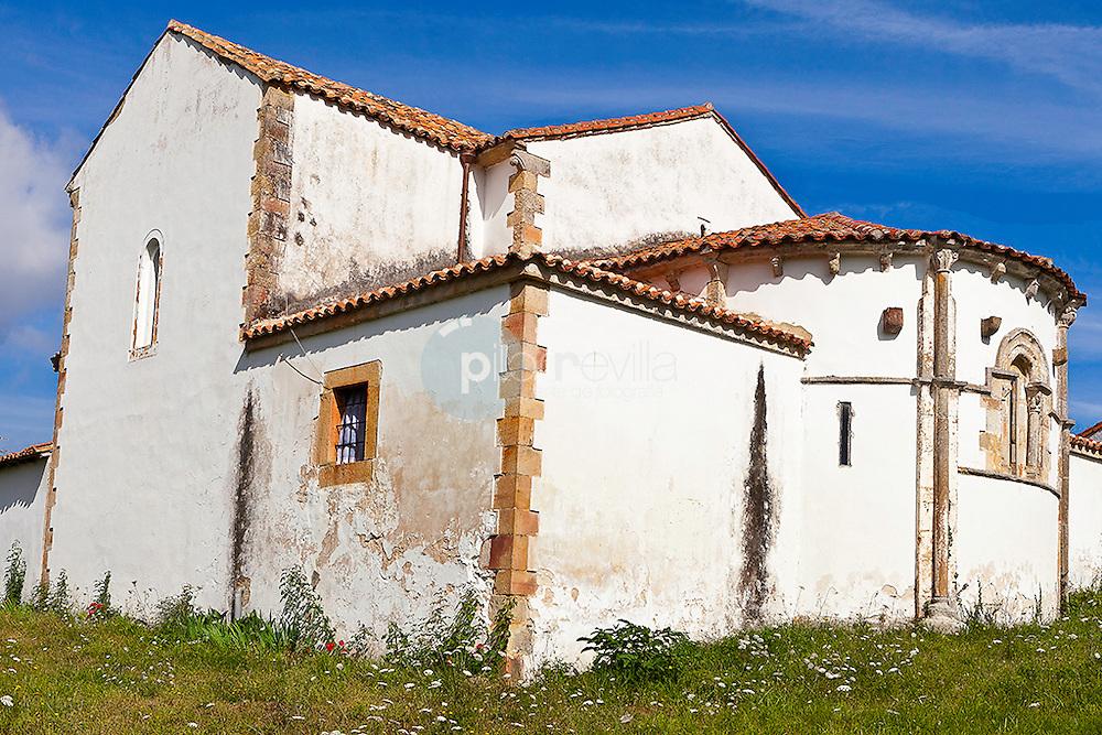 Santa Eulalia de Seloriu.<br />  Principado de Asturias. España. Europa ©Country Sessions / PILAR REVILLA