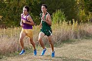 Warwick, New York - Warwick hosts a high school cross country meet with Cornwall, Pine Bush and Washingtonville at Sanfordville Elementary School on Sept. 30, 2014.