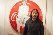 PALPOOM SILAPHAN, Pakpoom Silaphan 'Empire State' Opening Reception, Scream. Eastcastle St. London. 21 February 2013