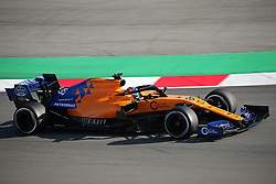 February 18, 2019 - Barcelona, Spain - the McLaren of Carlos Sainz during the Formula 1 test in Barcelona, on 18th February 2019, in Barcelona, Spain. (Credit Image: © Joan Valls/NurPhoto via ZUMA Press)
