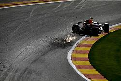 August 25, 2017 - Spa-Francorchamps, Belgium - Motorsports: FIA Formula One World Championship 2017, Grand Prix of Belgium, .#33 Max Verstappen (NLD, Red Bull Racing) (Credit Image: © Hoch Zwei via ZUMA Wire)