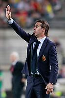 Spain's coach Julen Lopetegui during international friendly match. June 7,2017.(ALTERPHOTOS/Acero)