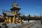 Restored Colebrookdale Railroad, Boyertown, Berks Co., PA