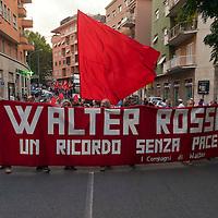 In memoria di Walter Rossi