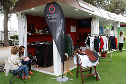 Commercial aria<br /> Team consolation competition<br /> Furusiyya FEI Nations Cup Jumping Final<br /> CSIO Barcelona 2013<br /> © Dirk Caremans