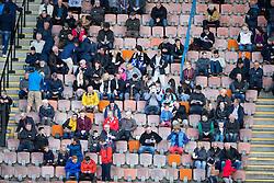 Edinburgh City 1 v 1 Brora Rangers, 1st leg, Pyramid Playoffs at Meadowbank, 25/4/2015.