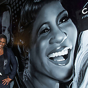 NLD/Amsterdam/20140415 - DVD presentatie Ladies of Soul, Edsilia Rombley