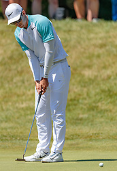 11.06.2017, Diamond Country Club, Atzenbrugg, AUT, PGA European Tour, Lyoness Open, im Bild Dylan Frittelli (RSA) // Dylan Frittelli of South Africa during the Golf PGA European Tour, Lyoness Open Tournament at the Diamond Country Club in Atzenbrugg, Austria on 2017/06/11. EXPA Pictures © 2017, PhotoCredit: EXPA/ JFK