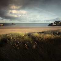 Last of the light at Broadhaven