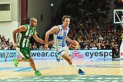DESCRIZIONE : Campionato 2014/15 Dinamo Banco di Sardegna Sassari - Sidigas Scandone Avellino<br /> GIOCATORE : Giacomo Devecchi<br /> CATEGORIA : Palleggio Penetrazione<br /> SQUADRA : Dinamo Banco di Sardegna Sassari<br /> EVENTO : LegaBasket Serie A Beko 2014/2015<br /> GARA : Dinamo Banco di Sardegna Sassari - Sidigas Scandone Avellino<br /> DATA : 24/11/2014<br /> SPORT : Pallacanestro <br /> AUTORE : Agenzia Ciamillo-Castoria / M.Turrini<br /> Galleria : LegaBasket Serie A Beko 2014/2015<br /> Fotonotizia : Campionato 2014/15 Dinamo Banco di Sardegna Sassari - Sidigas Scandone Avellino<br /> Predefinita :