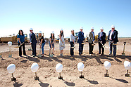 Chasse Building Team Groundbreaking Event
