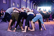 Performance on the High Line | HUDDLE - Simone Forti