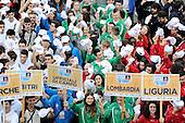 20140401 Cerimonia Apertura Trofeo delle Regioni 2014