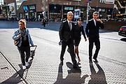 Nederland, Den Haag, 26-09-2018<br /> In Den Haag lopen personen door de binnenstad.<br /> <br /> In The Hague people walk at the city center.<br /> Foto: Bas de Meijer / De Beeldunie