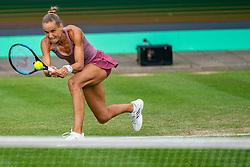 13-06-2019 NED: Libema Open, Rosmalen Grass Court Tennis Championships / Kiki Bertens vs. Arantxa Rus in second round.