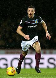 Aston Villa's James Chester