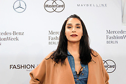 22.01.2016, Kosmos, Berlin, GER, Mercedes Benz Berlin Fashion Week, Herbst Winter 2016, im Bild Pari Roehi // during the Mercedes Benz Fashion Week Berlin Autumn Winter 2016 in Berlin, Germany on 2016/01/22. EXPA Pictures © 2016, PhotoCredit: EXPA/ Eibner-Pressefoto/ Eibner-Pressefoto<br /> <br /> *****ATTENTION - OUT of GER*****