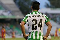 Betis player Ruben Castro during the match between Real Betis and Recreativo de Huelva day 10 of the spanish Adelante League 2014-2015 014-2015 played at the Benito Villamarin stadium of Seville. (PHOTO: CARLOS BOUZA / BOUZA PRESS / ALTER PHOTOS)