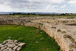 Parco Archeologico di Egnazia; Anfiteatro
