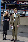 ROSE WEBB-CARTER; EWEN CAMERON; , Side-Saddle Dash, Southern Spinal Injuries Trust charity Day. Wincanotn. 25 October 2015.