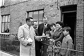 1963 - Mayor of Cork canvasses for Dublin Bye-Election