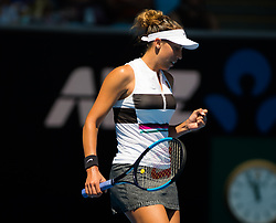 January 21, 2019 - Melbourne, AUSTRALIA - Madison Keys of the United States in action during her fourth-round match at the 2019 Australian Open Grand Slam tennis tournament (Credit Image: © AFP7 via ZUMA Wire)