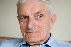 Portrait of an older man,