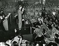 1943 Danny Kaye at Hollywood Canteen