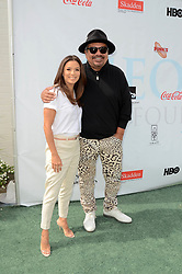 12th Annual George Lopez Celebrity Golf Classic Arrivals 1, Lakeside Country Club. 06 May 2019 Pictured: Eva Longoria, George Lopez. Photo credit: David Edwards / MEGA TheMegaAgency.com +1 888 505 6342