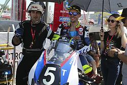 April 21, 2018 - Le Mans, SARTHE (72, FRANCE - 5 F.C.C. TSR HONDA FRANCE (JPN) HONDA CBR 1000 FORMULA EWC FORAY FREDDY  (Credit Image: © Panoramic via ZUMA Press)
