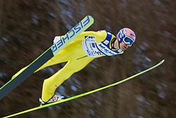 05.02.2011, Heini Klopfer Skiflugschanze, Oberstdorf, GER, FIS World Cup, Ski Jumping, 1. Wertungsdurchgang, im Bild Andreas Kofler (AUT) , during ski jump at the ski jumping world cup in Oberstdorf, Germany on 05/02/2011, EXPA Pictures © 2011, PhotoCredit: EXPA/ P. Rinderer