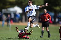 Gloucester County College Men's Soccer vs Passiac - October 13, 2012.