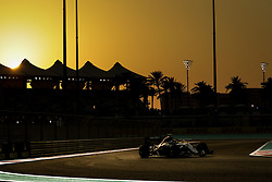 Nico Rosberg (GER) Mercedes AMG F1 W07 Hybrid.<br /> 26.11.2016. Formula 1 World Championship, Rd 21, Abu Dhabi Grand Prix, Yas Marina Circuit, Abu Dhabi, Qualifying Day.<br />  Copyright: Bearne / XPB Images / action press