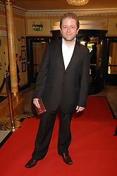 Impressionist JOHN CULSHAW  at the South Bank Show Awards held at The Dorchester, Park Lane, London on 29th January 2008.<br />