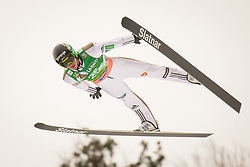 Peter Prevc (SLO) during Ski Flying Hill Men's Individual Competition at Day 4 of FIS Ski Jumping World Cup Final 2017, on March 26, 2017 in Planica, Slovenia.Photo by Ziga Zupan / Sportida