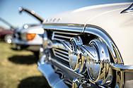 Jämtland, SVERIGE - 18 MAJ 2019: Ögonlock på en Chevrolet Impala. (Foto: Per Danielsson/Projekt.P ) <br /> <br /> Nyckelord Keywords: Springmeet 2019, Ope Flygfält,