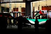 Palestinian Protest against U.S. President Trump decision of Jerusalem as capital