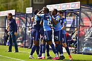 Wycombe Wanderers v Bournemouth 010521