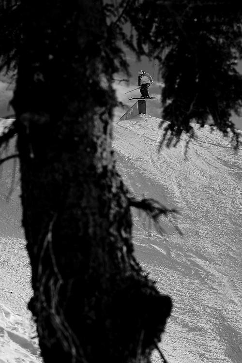 Rider: Ben Calame.Location: Super Park Les Crosets (Switzerland)
