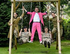 Army on the Fringe launch, Edinburgh, 2 August 2019