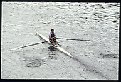 1991 Scullers Head of the River Race, London